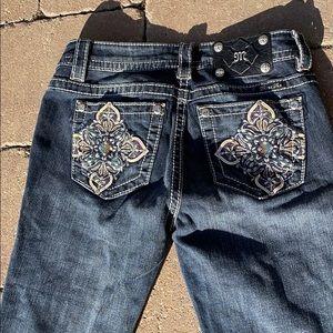 Miss Me Women's Bootcut Jeans 27x 33